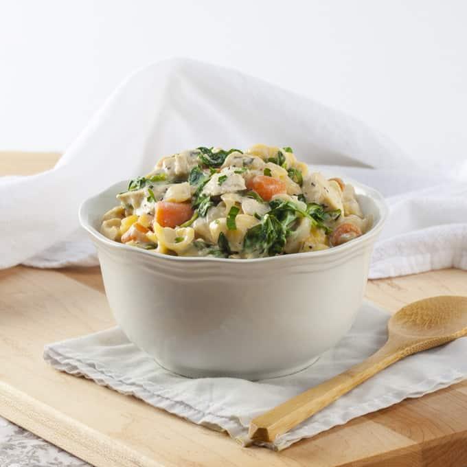 Gluten-Free Chicken Gnocchi Soup