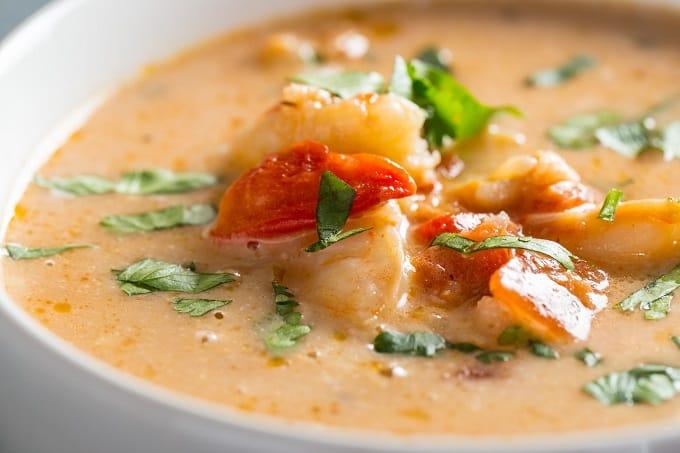 Fast, Easy Moqueca de Camaroes - Brazilian Shrimp Stew