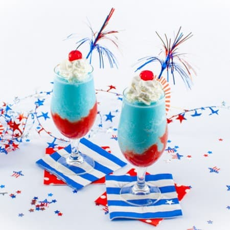 Firework Pina Colada is a flavor explosion