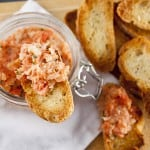 Salmon Rillettes is the greatest salmon you've ever tasted