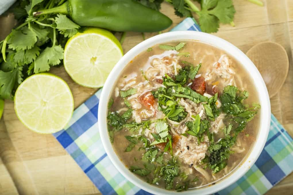 PSMF Recipes: Zesty Chicken Soup and more for the Protein Sparing Modified Fast - Home Sweet Jones